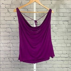 Sunny Leigh Swoop Neck Tank